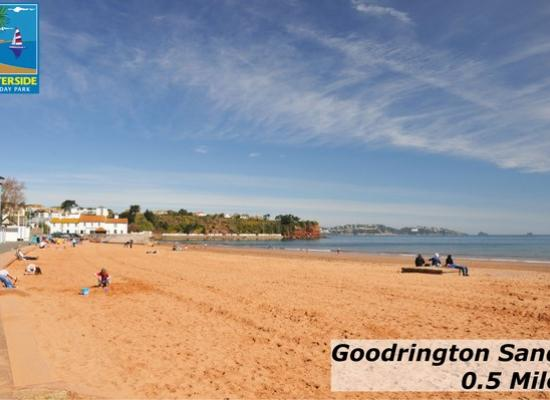ref 6702, Waterside Holiday Park, Paignton, Devon