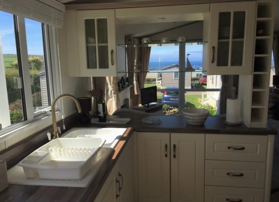 ref 6756, Mother Iveys Bay Holiday Park, Padstow, Cornwall