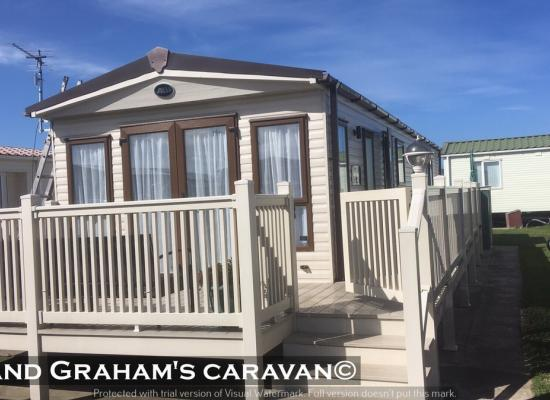 ref 700, Golden Sands Holiday Park, Rhyl, Clwyd