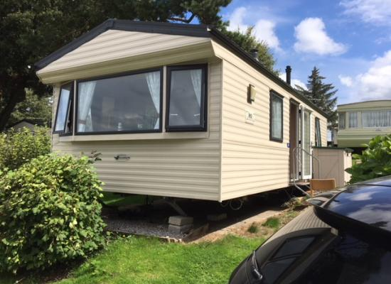 Combe Martin Beach Holiday Park Private Caravans For Hire