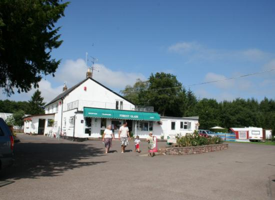 ref 721, Forest Glade Holiday Park, Cullompton, Devon (South)