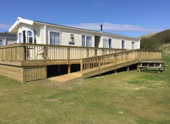 ref 722, Perran Sands Holiday Park, Perranporth, Cornwall