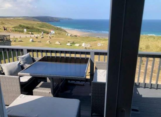 ref 7528, Perran Sands Holiday Park, Perranporth, Cornwall