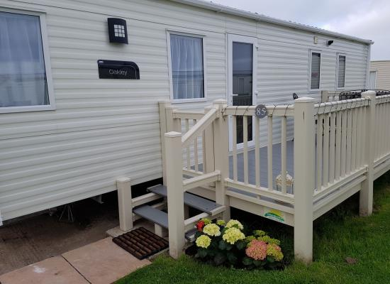 ref 7529, Stoupe Cross Caravan Park, Whitby, Yorkshire