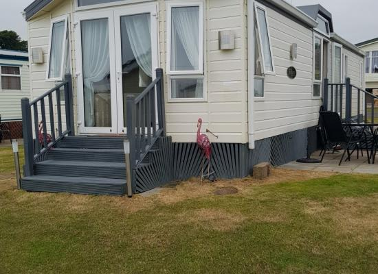 ref 7608, Red Lion Holiday Park, Arbroath, Angus
