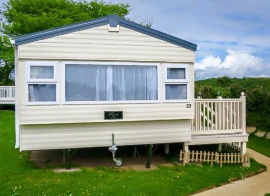 ref 772, Looe Bay Holiday Park, Looe, Cornwall