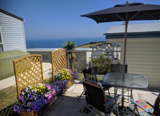 ref 7818, Beer Head Caravan Park, Seaton, Devon