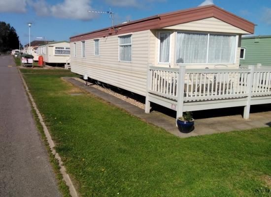 ref 8075, Towervans Holiday Park, Mablethorpe, Lincolnshire