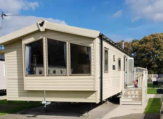 ref 8077, Lakeland Leisure Park, Flookburgh, Cumbria