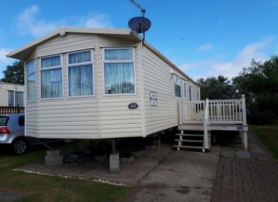 ref 8110, Skipsea Sands Holiday Park, Driffield, East Yorkshire