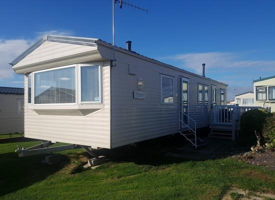 ref 8155, Cayton Bay Caravan Park, Scarborough, North Yorkshire