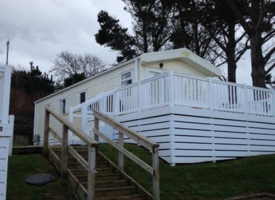 ref 8186, Praa Sands Holiday Park, Penzance, Cornwall
