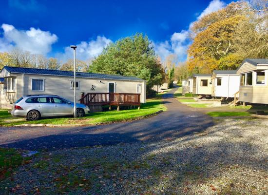 ref 8263, St Minver Holiday Park, Nr. Rock, Cornwall
