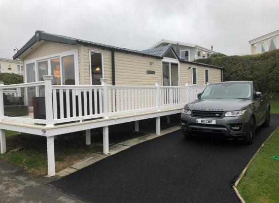 ref 843, Quay West Holiday Park, New Quay, Ceredigion