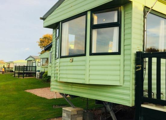 ref 8437, St Andrews Holiday Park, St Andrews, Fife