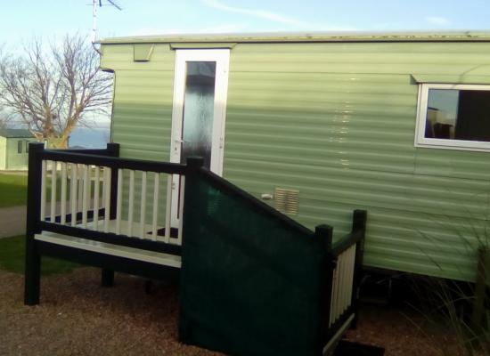 ref 8660, St Andrews Holiday Park, St Andrews, Fife