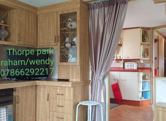 ref 8662, Thorpe Park, Cleethorpes, Lincolnshire