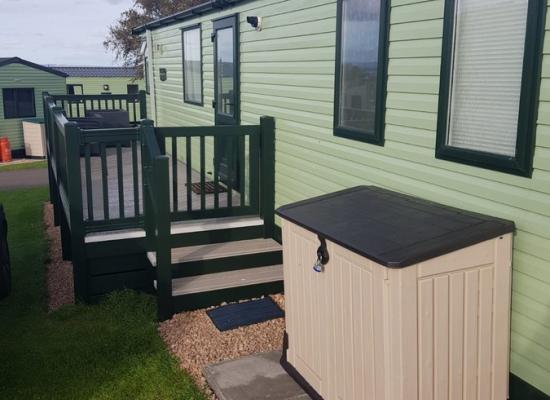 ref 8740, St Andrews Holiday Park, St Andrews, Fife