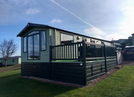 ref 8781, St Andrews Holiday Park, St Andrews, Fife