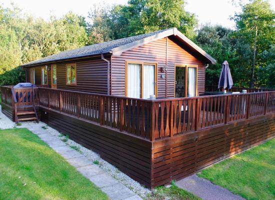 ref 8786, St Minver Holiday Park, Nr. Rock, Cornwall