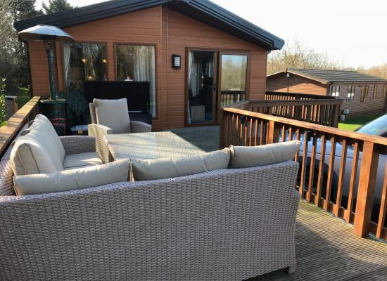ref 8822, St Minver Holiday Park, Nr. Rock, Cornwall
