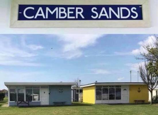 ref 8848, Camber Sands Holiday Park, Rye, East Sussex