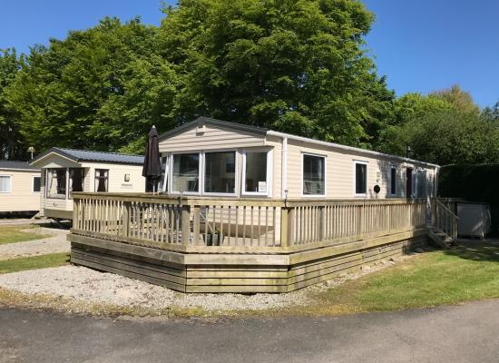 ref 8858, St Minver Holiday Park, Nr. Rock, Cornwall