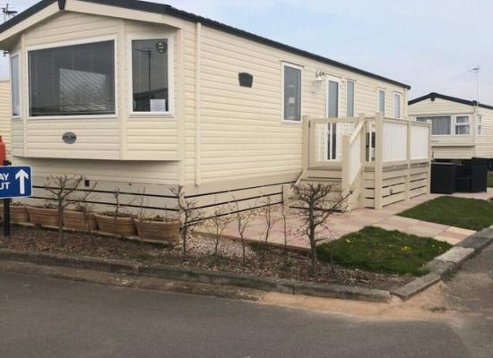 ref 8919, Newton Hall Holiday Park, Blackpool, Lancashire