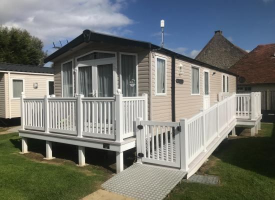 ref 9010, Church Farm Holiday Village, Chichester, West Sussex