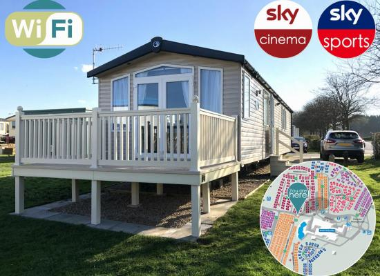 ref 9071, Primrose Valley Holiday Park, Filey, North Yorkshire