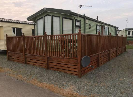 ref 9082, Ocean Edge Holiday Park, Morecambe, Lancashire