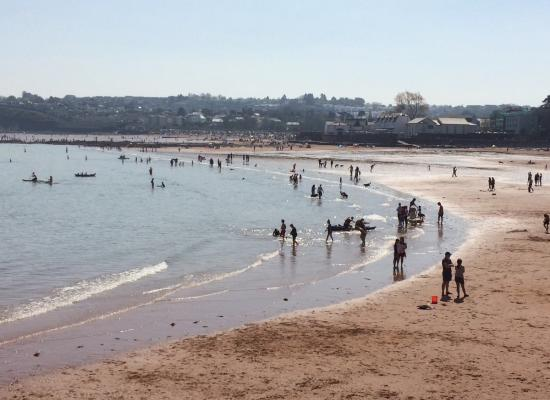 ref 9251, Waterside Holiday Park, Paignton, Devon