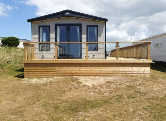 ref 9366, Perran Sands Holiday Park, Perranporth, Cornwall