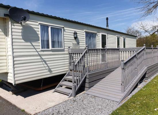 ref 9448, Woodland Vale Holiday Park, Narberth, Pembrokeshire