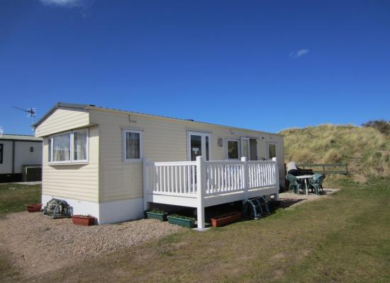 ref 954, Silver Sands Holiday Park, Lossiemouth, Morayshire