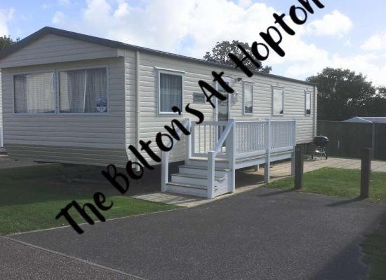 ref 9699, Hopton Holiday Village, Great Yarmouth, Norfolk