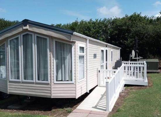 ref 9944, White Acres Holiday Park, Newquay, Cornwall