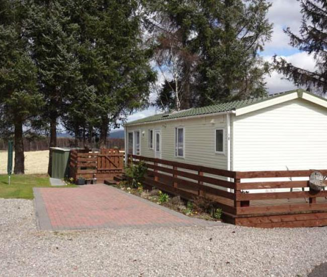 ref 1024, Boat of Garten Holiday Park, Boat of Garten, Highlands