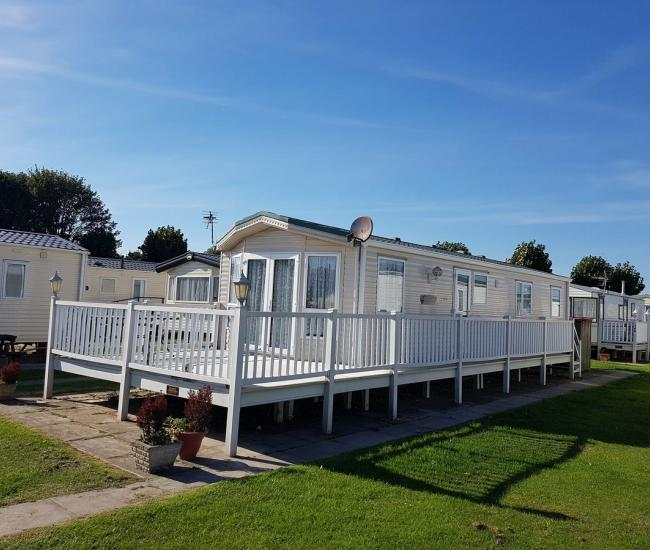ref 4702, Golden Palm Resort, Skegness, Lincolnshire
