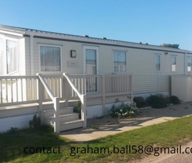 ref 6749, Suffolk Sands Holiday Park, Felixstowe, Suffolk