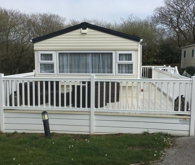 ref 7257, White Acres Holiday Park, Newquay, Cornwall