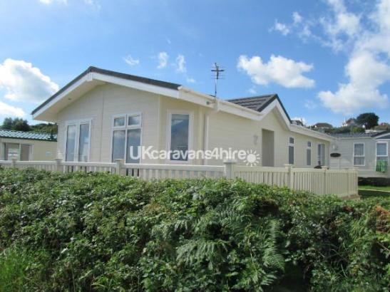 Luxury Lodge Available For Hire At Waterside Paignton
