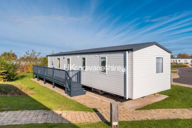 A 3 Bedroom Static Caravan For Hire On Seton Sands Holiday ...